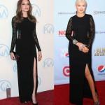 Angelina Jolie vs. Christina Aguilera