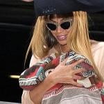 Beyonce sa ćerkom