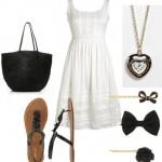 Bela haljina 3