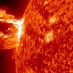 Erupcija na Suncu
