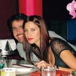 Jelena Jakovljević Bin Drai sa suprugom Saidom