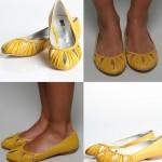 Žute baletanke