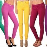 Jeans u boji